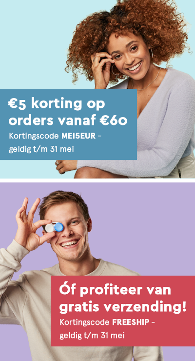 Online lenzen bestellen